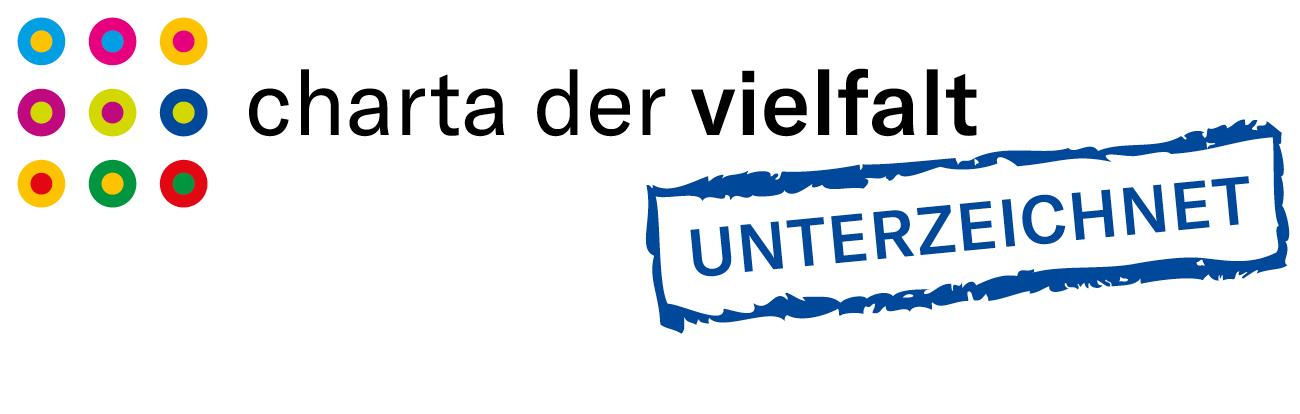 Charta der Vielfalt - unterzeichnet1